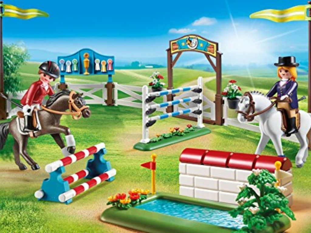 Playmobile Horse Show Playset
