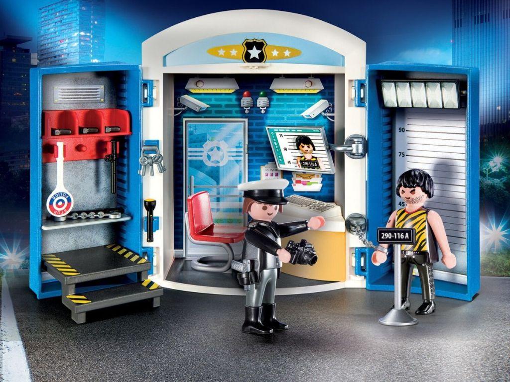 Playmobile Police Station Play Set