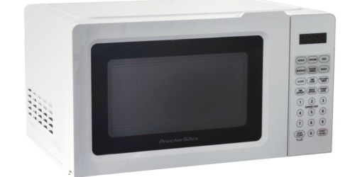 Proctor Silex Digital Microwave Only $39.99 Shipped on Walmart.com