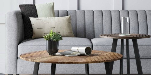 Project 62 Midcentury Modern End Table Only $49.49 Shipped on Target.com (Regularly $90)