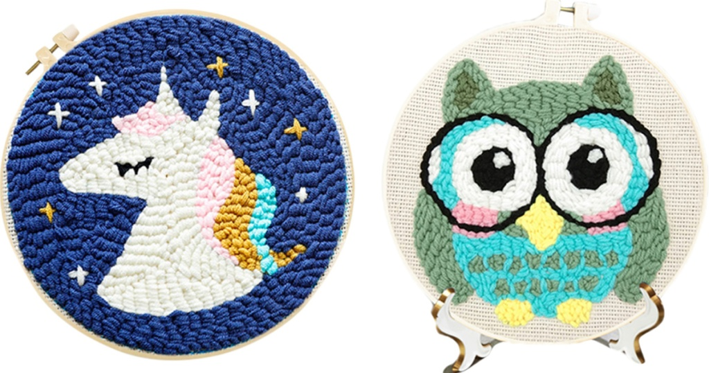 Punch Needle Craft on Zulily (2)