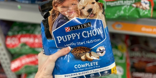 High Value $3/1 Purina Dog Food Coupon
