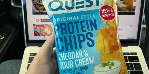 $54 Worth of Quest Protein Chips Only $24 Shipped + More Quest Nutrition Deals