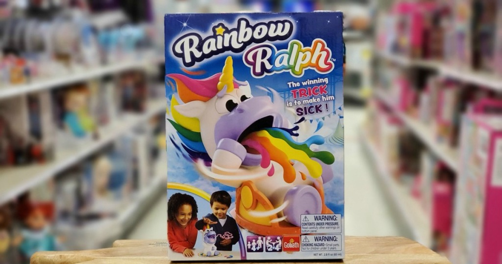 Rainbow Ralph Game