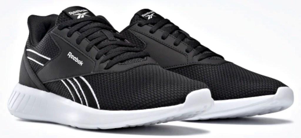 Reebok Men's Lite 2 Running Shoes black and white