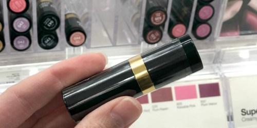 Revlon Super Lustrous Lipstick Only $2.19 Shipped on Amazon
