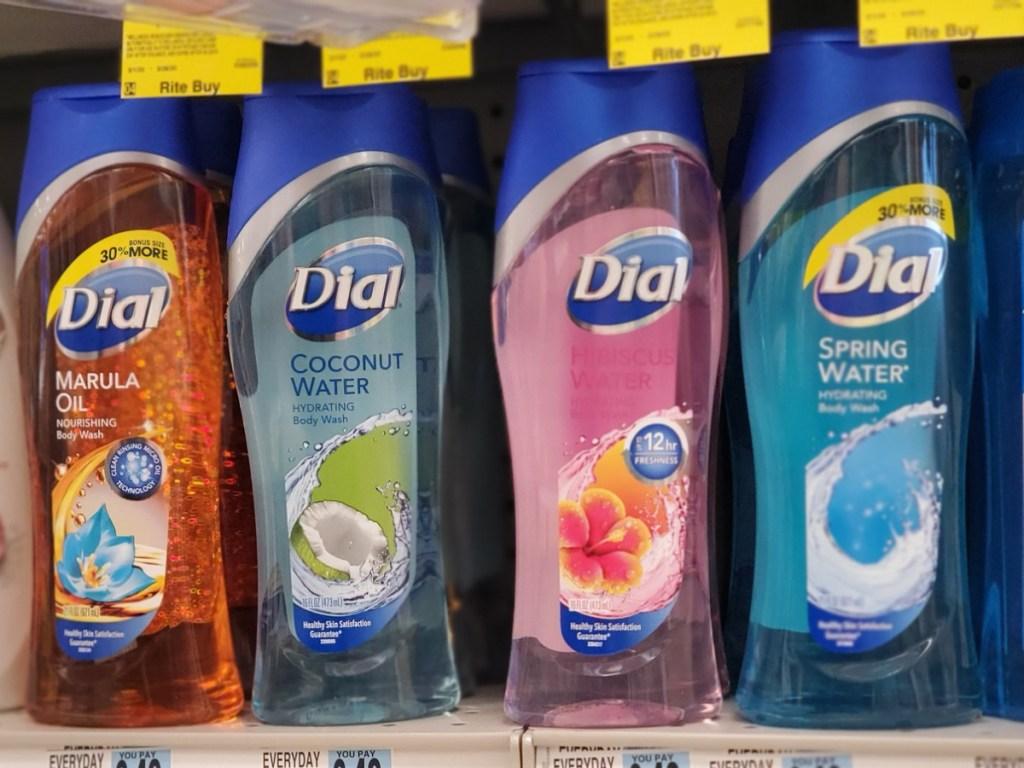 Dial Rite Aid Body Wash