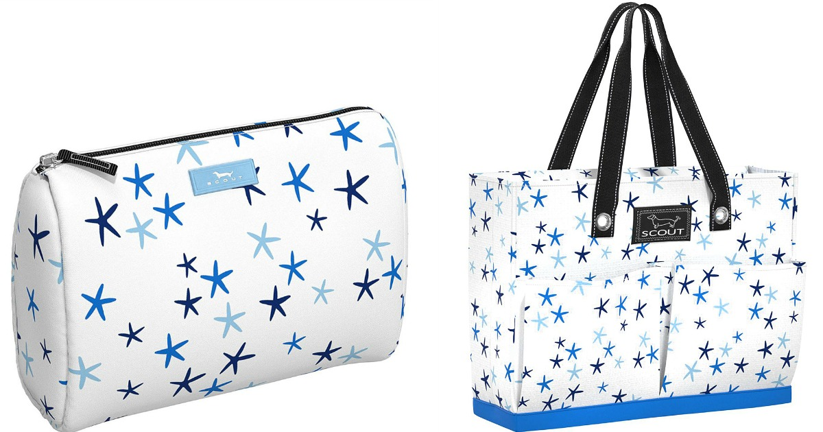 SCOUT Cosmetic Bag and Tote