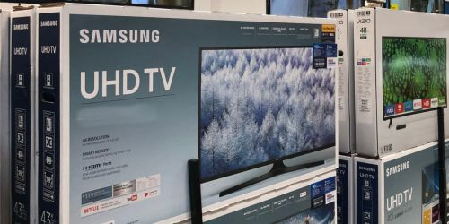 $300 Off Samsung 65″ Ultra HD TV on BestBuy.com | Over 1,600 5-Star Reviews