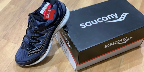 Saucony Kids Running Shoes Only $19.50, Women's as Low as $24 + Free Shipping
