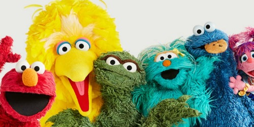 Sesame Street Launches Caring Website w/ Free Kids Games, Videos, Printables & eBooks