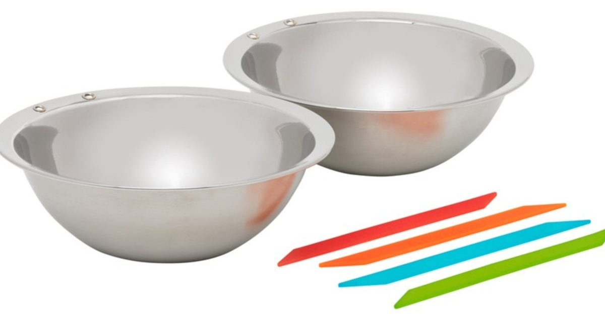 camping bowls with carrying straps