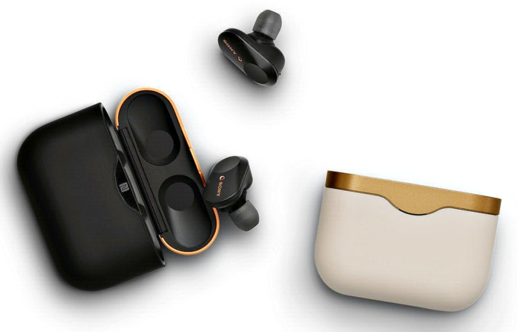 Sony True Wireless Bluetooth Noise Canceling Earbuds with case