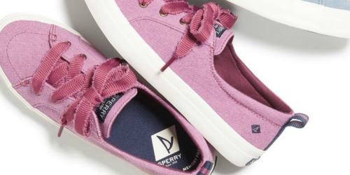Sperry Women's Sneakers Only $17.99 Shipped (Regularly $45)