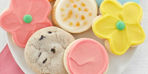 Cheryl's Cookies Spring Sampler + $10 Reward Card Only $9.99 Shipped