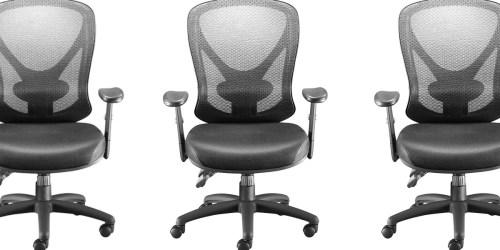 Staples Mesh Back Desk Chair Only $94.99 Shipped (Regularly $200)