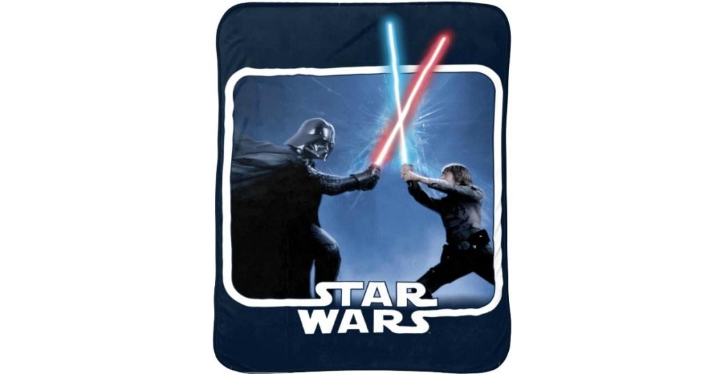 Star Wars blanket