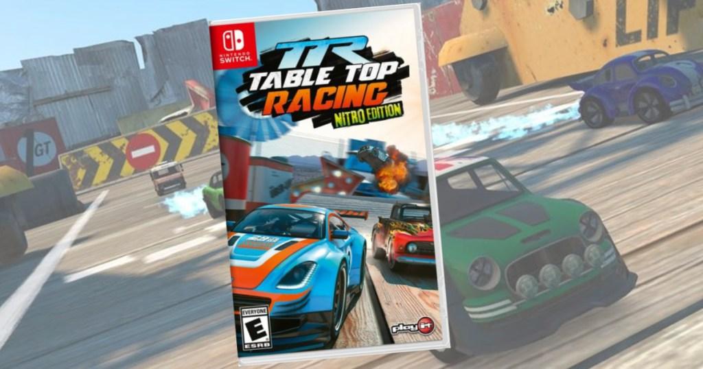 Table Top Racing: Nitro Edition