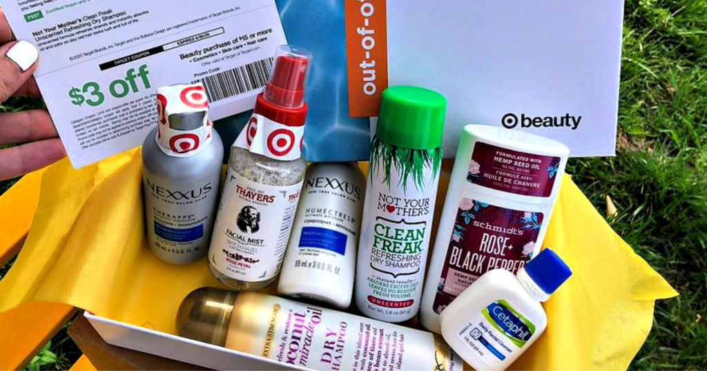 Target Beauty Box Spring 2020