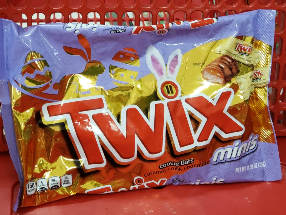 Twix Easter Candy at Target