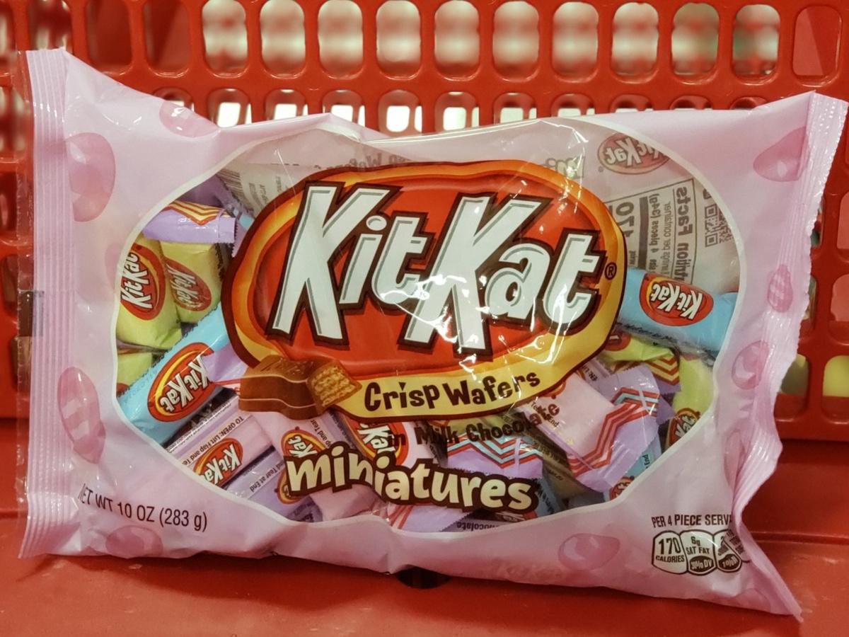 Easter Kit Kats at Target