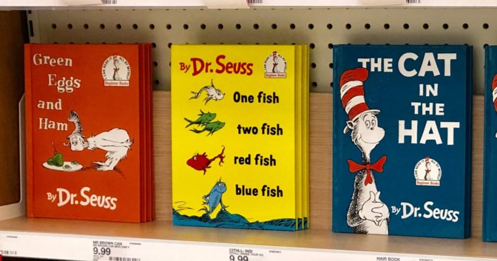 Dr. Seuss Books at Target