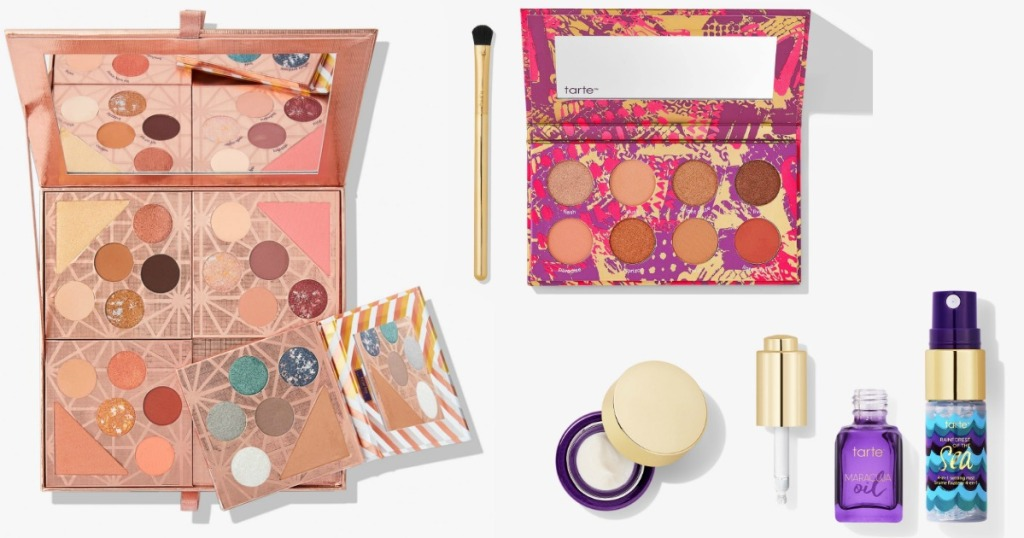 Tarte Cosmetics Palettes and Beauty Sets
