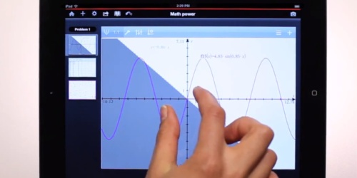 FREE Texas Instruments iPad Apps (iOS Only)