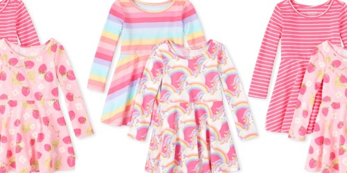 The Children's Place Dresses as Low as $3 Shipped (Regularly $15+)