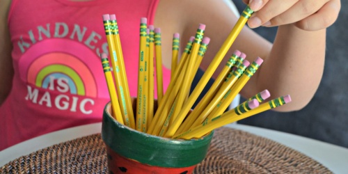 Ticonderoga Pencils 96-Count Only $9 on Amazon & Walmart | Reader Fave