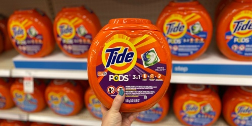 Tide PODS 81-Count Only $16.47 Shipped Each on Amazon
