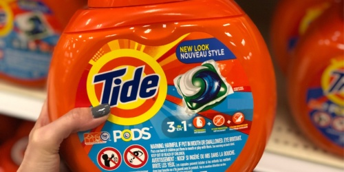 Tide PODS 96-Count Containers Just $15.89 Each Shipped on Amazon