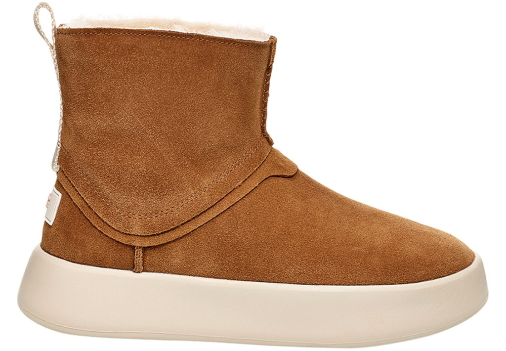 UGG Women's Classic Boom Ankle Boots
