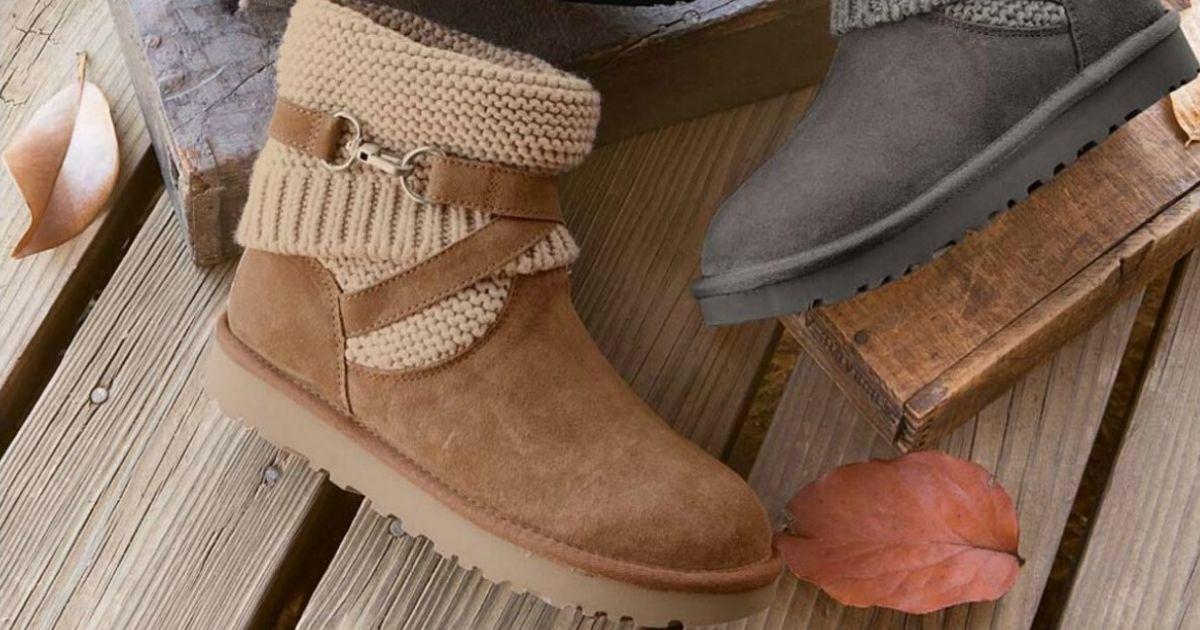 UGG Women's Boots as Low as $56 Shipped