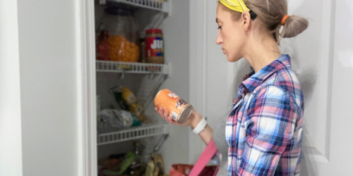 Shopping From Your Pantry: Make a Tasty Meal With the Ingredients You Already Have!