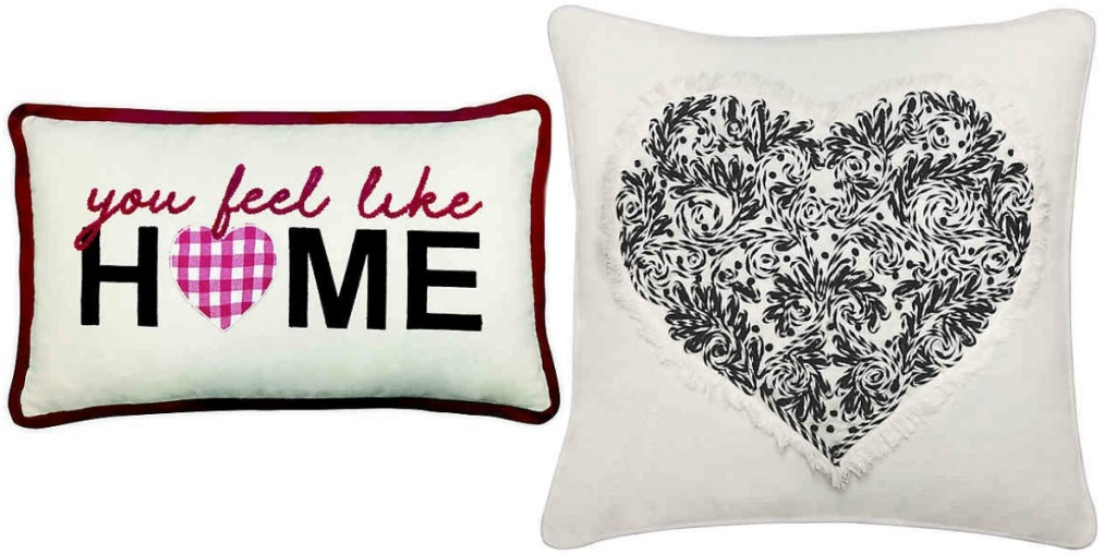 Valentines Throw Pillows