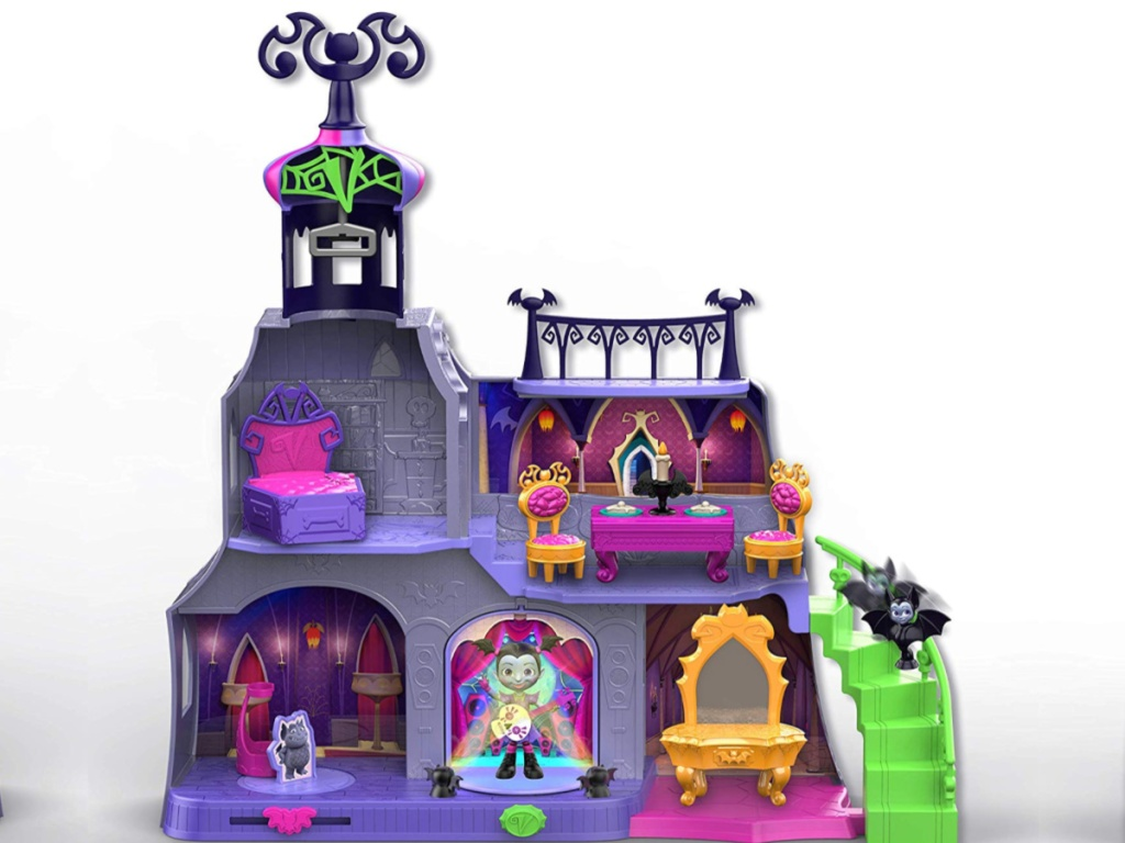 kids castle toy