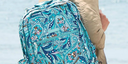 Up to 75% Off Vera Bradley Bags & Accessories + FREE Shipping