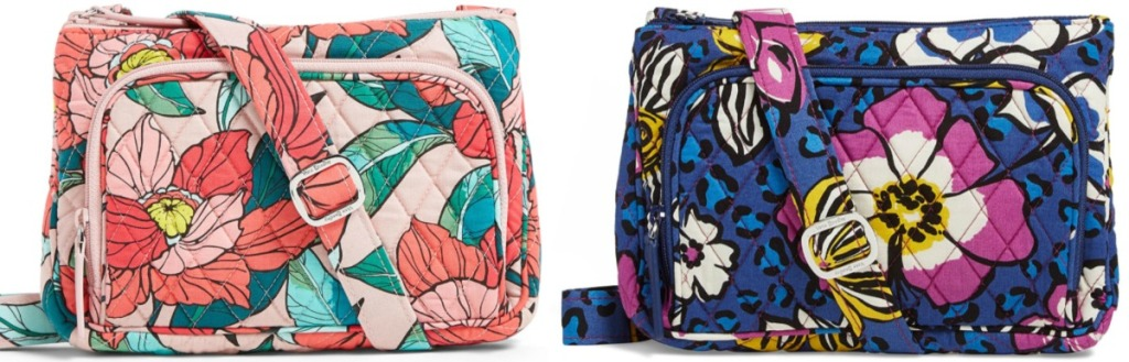 Vera Bradley Totes and Crossbody Bags (2)