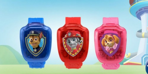 VTech Paw Patrol Learning Watches as Low as $8.99 (Regularly $15)