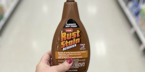 Whink Rust Stain Remover Only $2.50 Shipped on Amazon (Regularly $5)