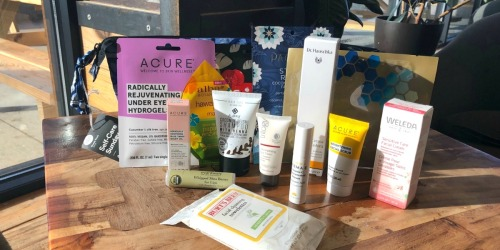 The $20 Whole Foods Limited Edition Beauty Bags Are Back – With a Value of Over $120!