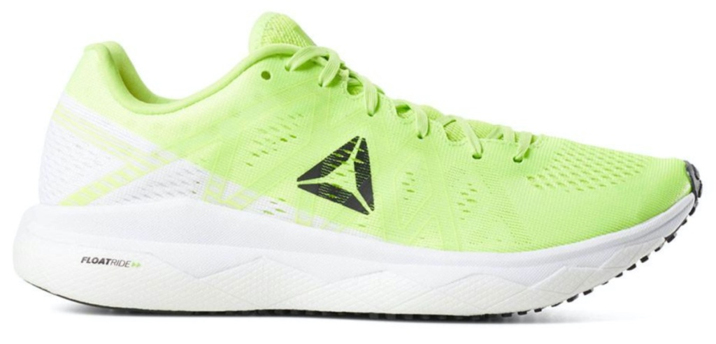 women's lime green running shoe