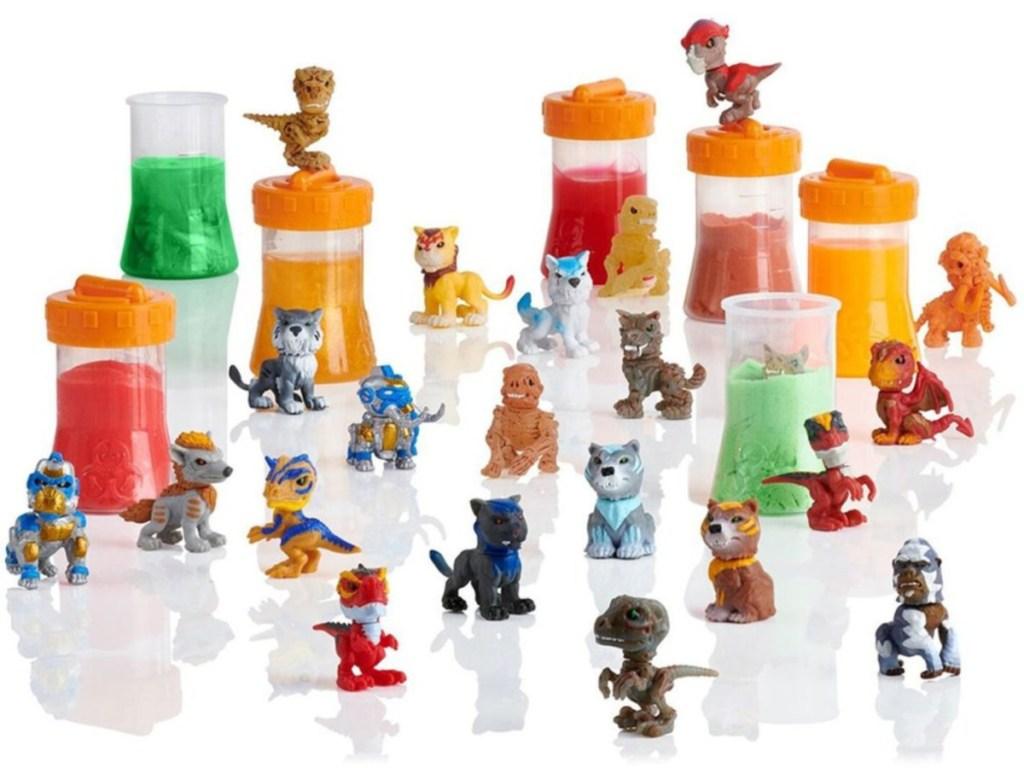 dinosaur toy accessories