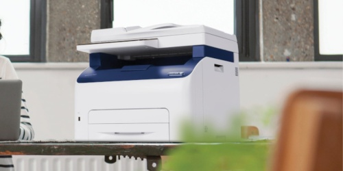 Xerox All-In-One Color Laser Printer Only $139.99 Shipped (Regularly $430)