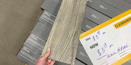 Up to 80% Off Flooring and Wall Tile at Lowe's