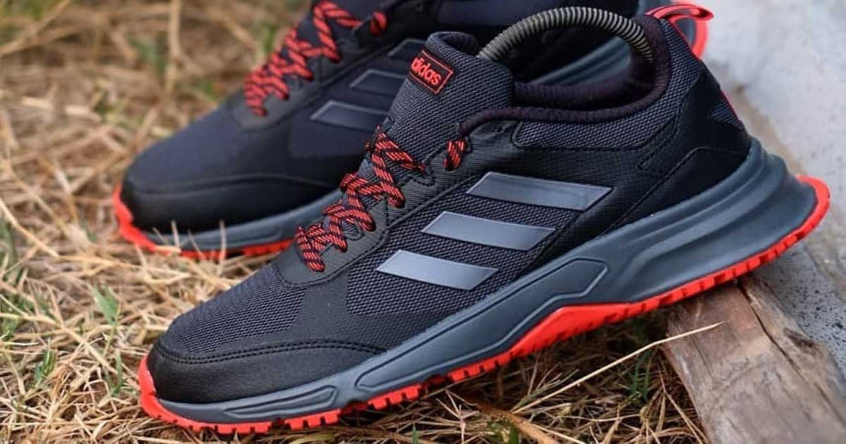 Adidas Men's Rockadia Train 3.0 Running Shoes
