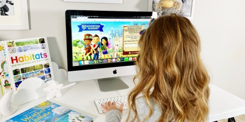 Try Adventure Academy for FREE (Fun Educational Games for Kids Ages 8-13)