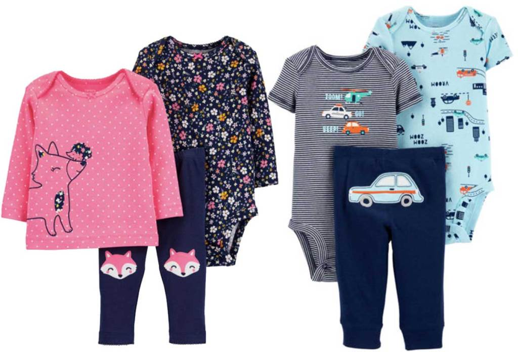stock images of baby 3 piece outfits