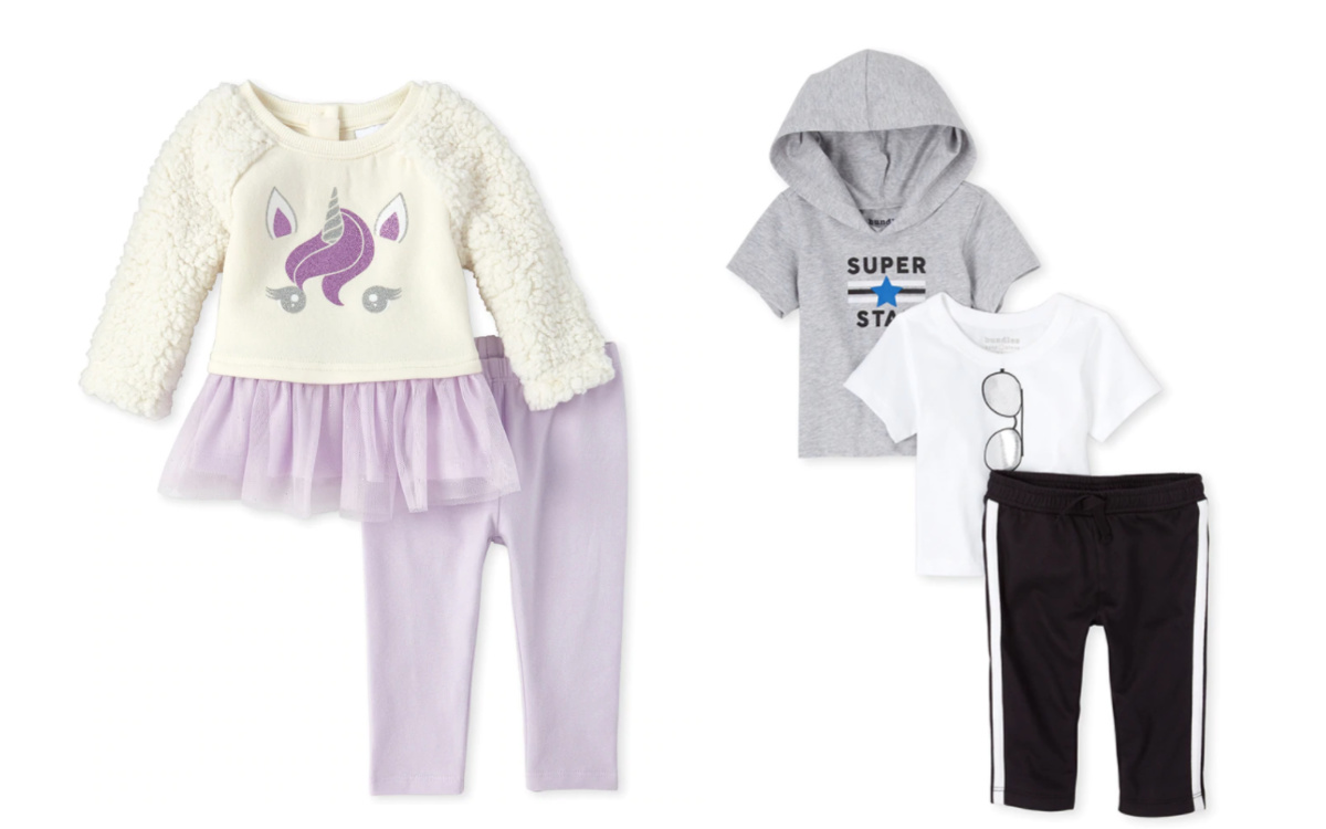 baby playwear sets the childrens place